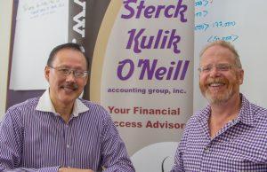 CPA's Charles Sterck and Geoffrey Kulik